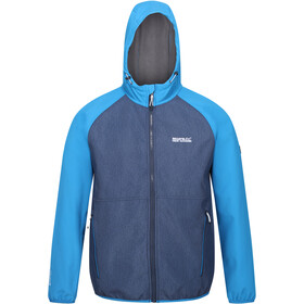 Regatta Arec II Softshell Jacket Men imperial blue/nightfall navy/brunswick blue